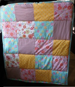 Done!!!! (Patchwork)quilt
