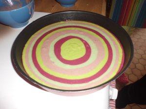 My B-Day cake- before