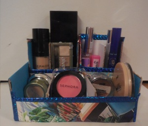 Make-up storage-done