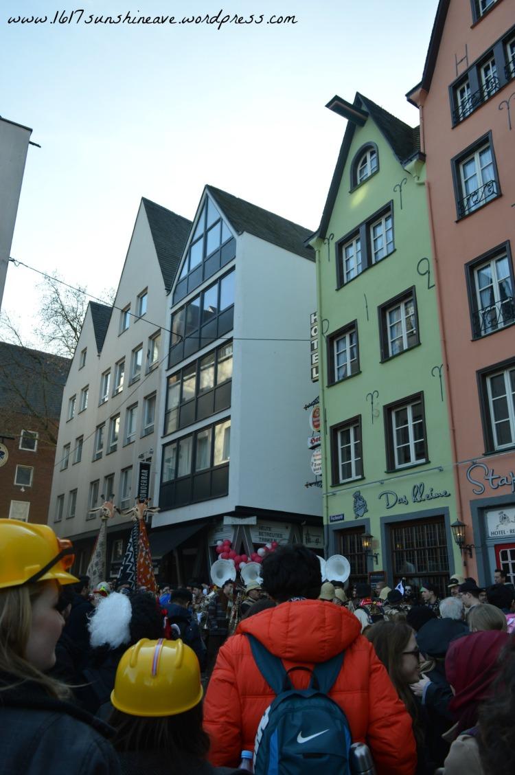 street carnival cologne