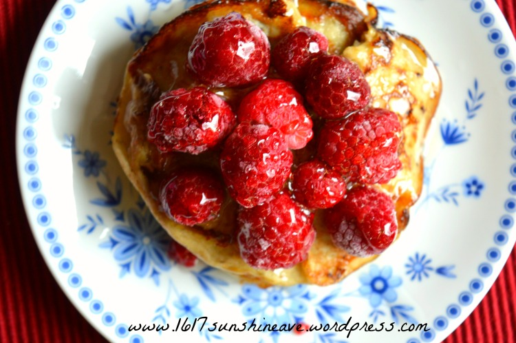 fit pancakes recipe