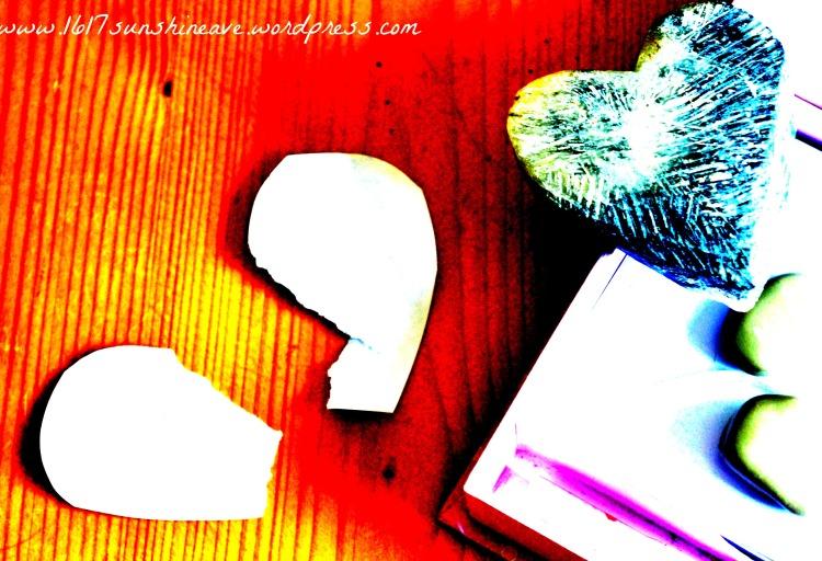 friendship love problems heart image poem