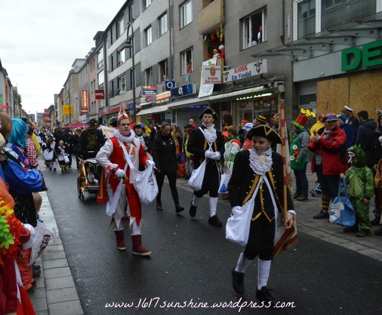 carnival cologne 2016 parade costumes
