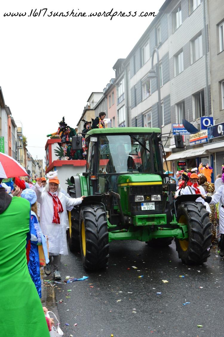 carnival cologne 2016 truck