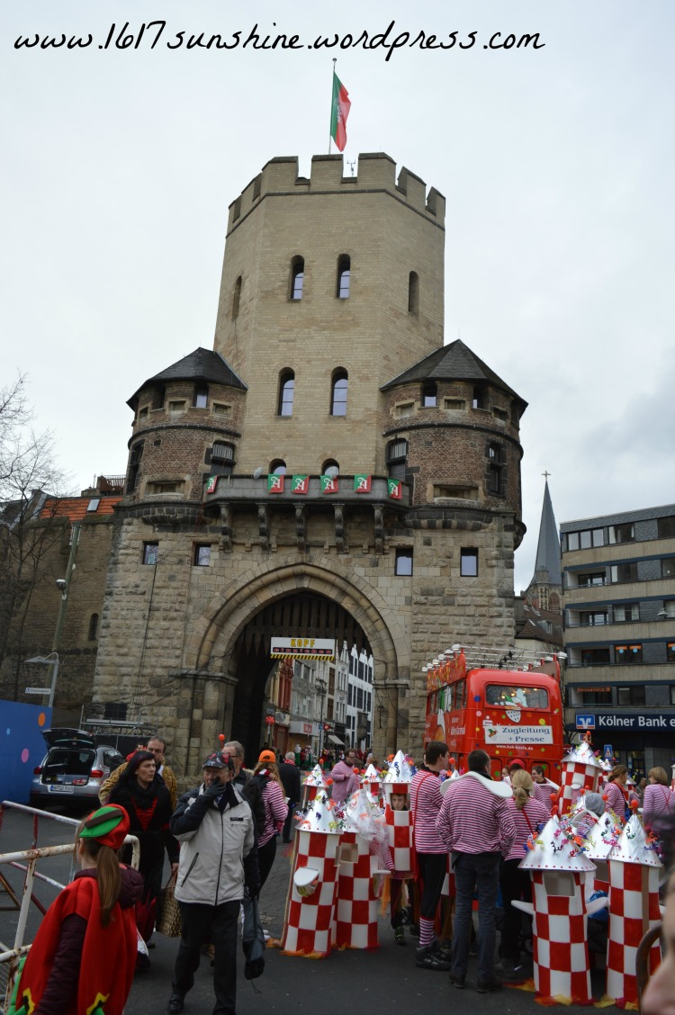 cologne carnival parade 2016