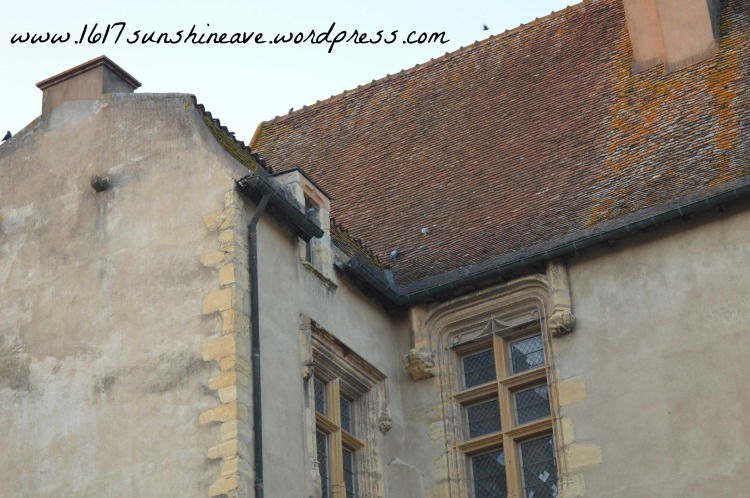 cluny architecture houses house