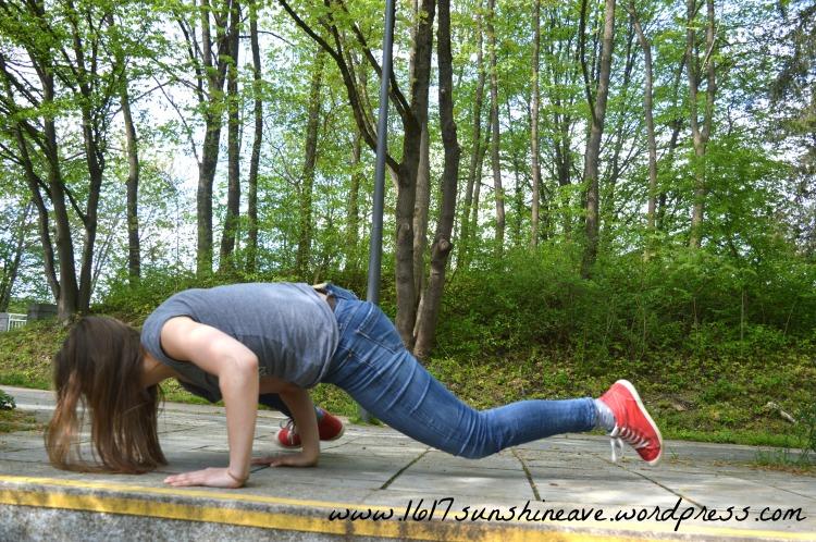 eka pada koudinyasana yoga pose arm balance