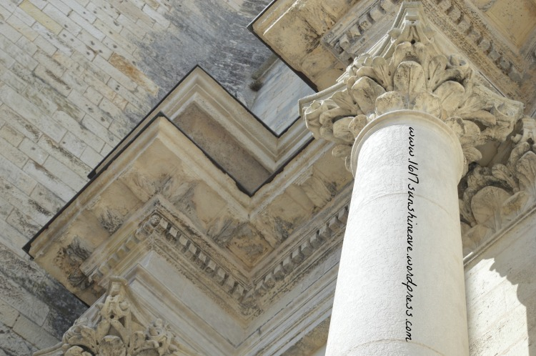 architecture of the catholic church in la rochelle france photography by 1617 sunshine ave