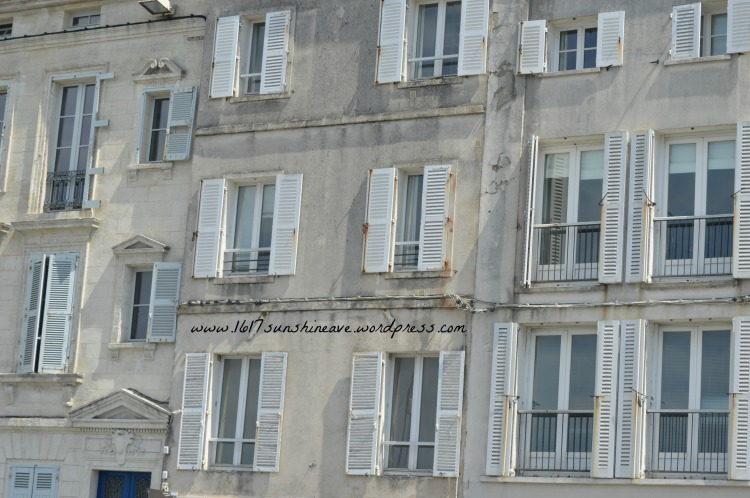 la rochelle france photography houses windows architecture