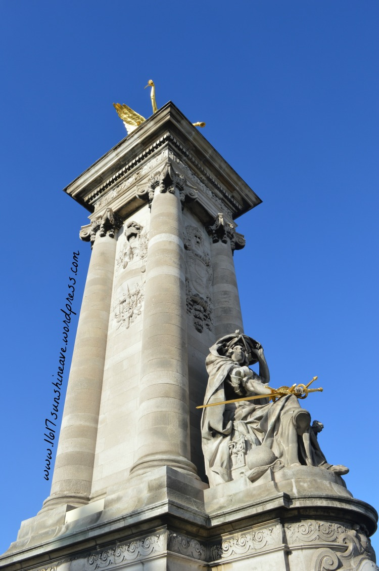 statues of paris pont d'alexandre 3 paris france tips must-see