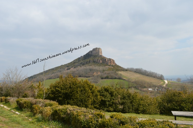 the rock of solutré france 1617 sunshineave