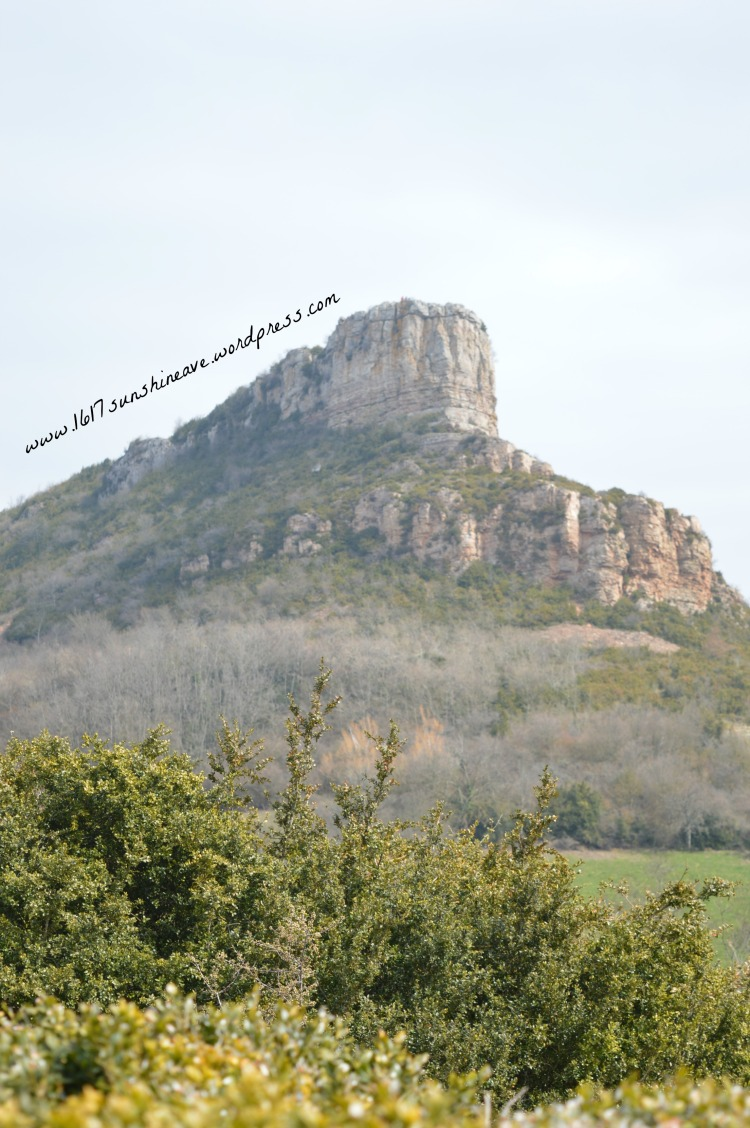the rock of solutré france travel diary 1617 sunshineave