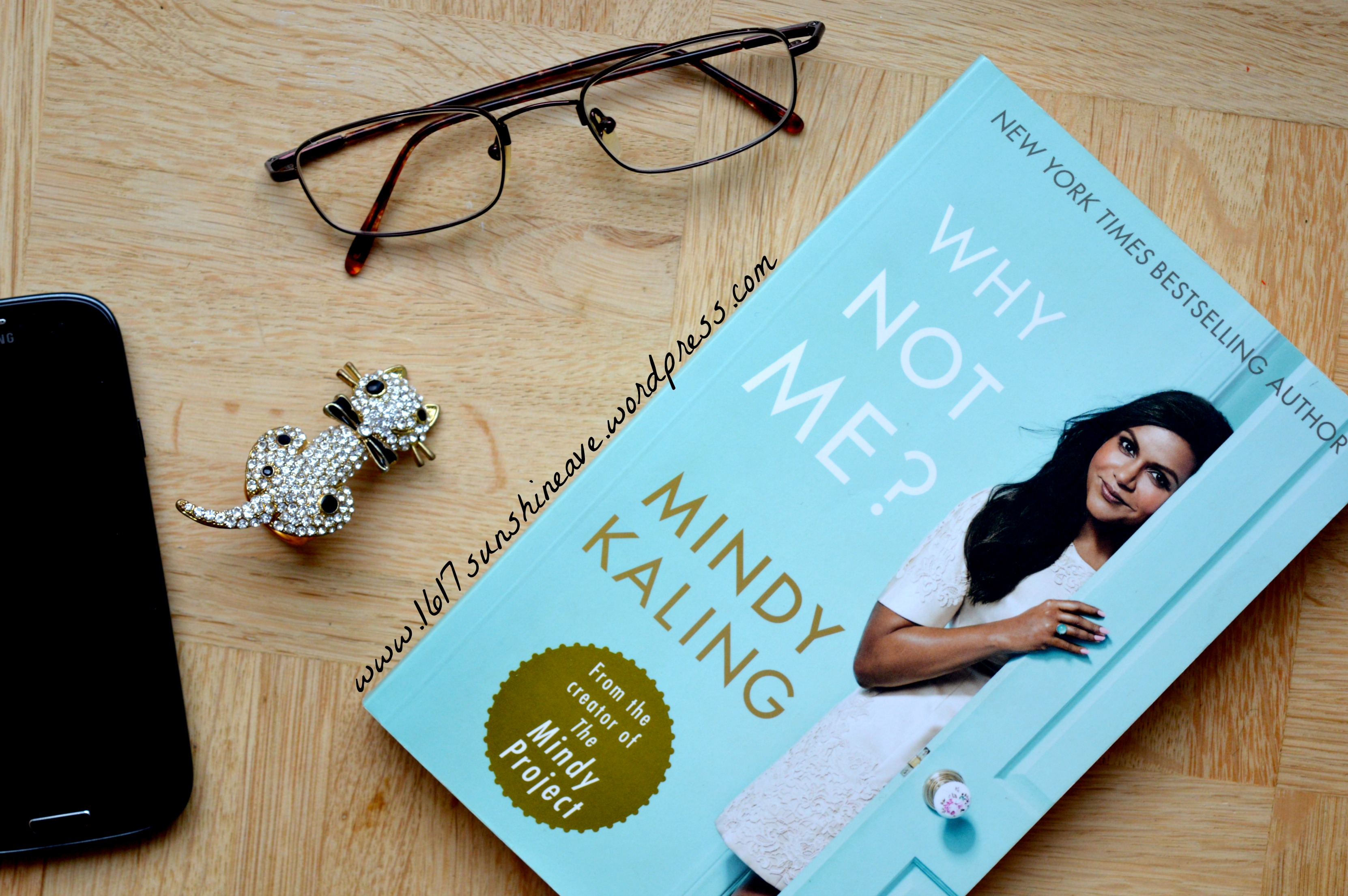 Why Not Me By Mindy Kaling Book Review Sunshine In Wanderland
