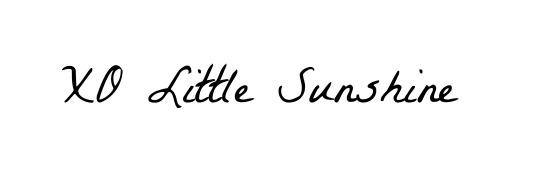 xo-little-sunshine