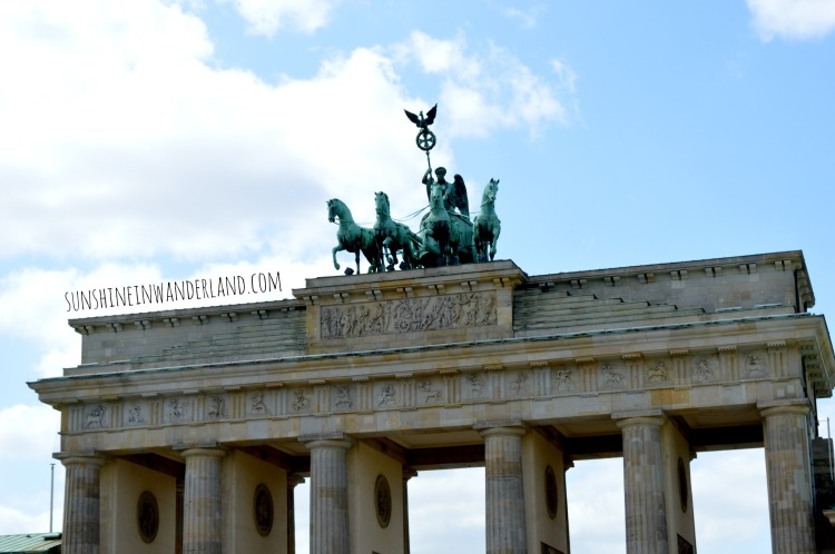 brandenburger tor berlin on a budget by bike history fitness travel
