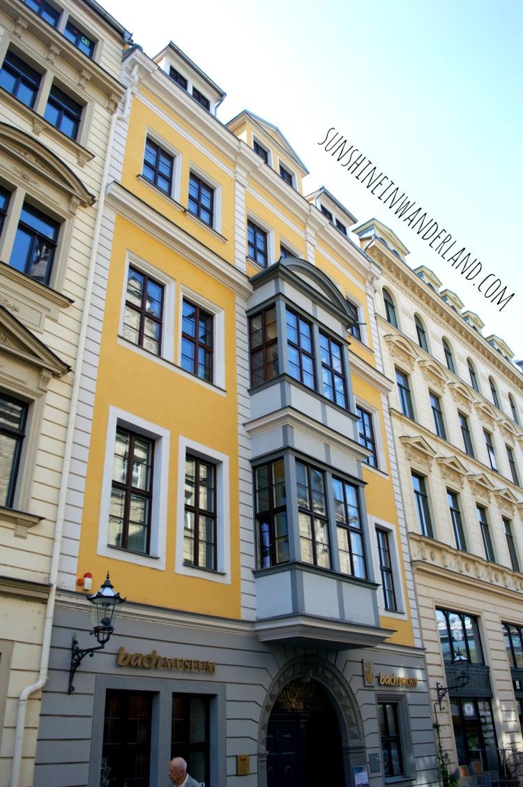 bach museum leipzig travel guide
