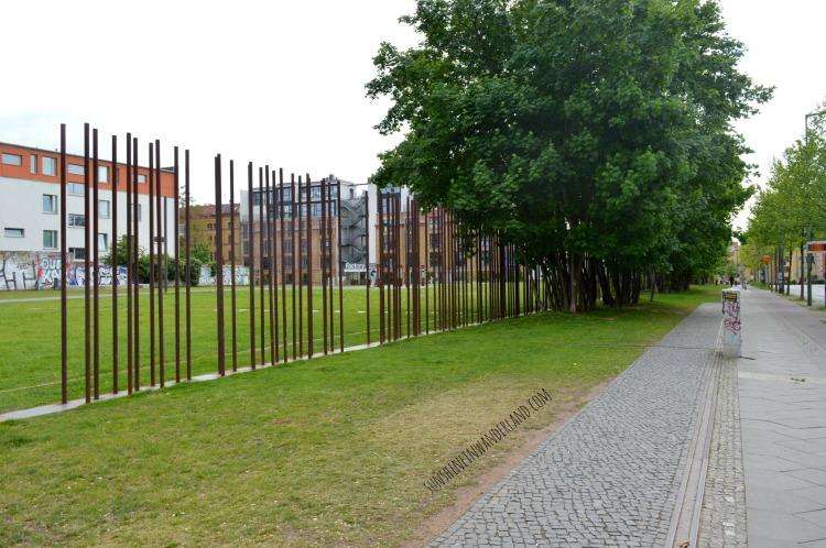 bernauer straße berlin history berlin city guide