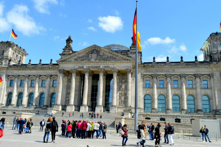 deutscher bundestag berlin by bike travel fit on a budget historic view and facts