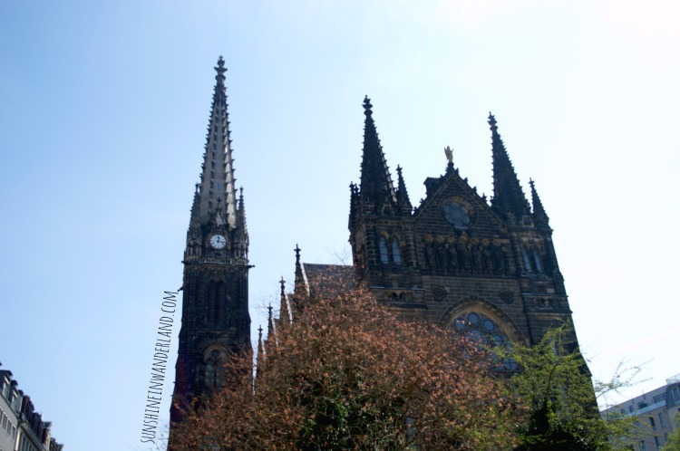 leipzig churches travel guide