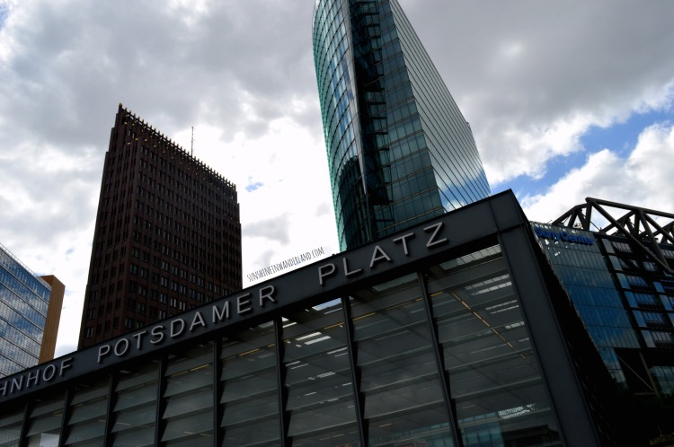 potzdamer platz berlin by bike in 24 hours travel on a budget