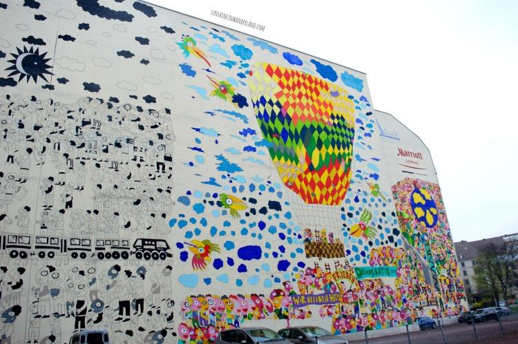 street art in leipzig GDR history explained