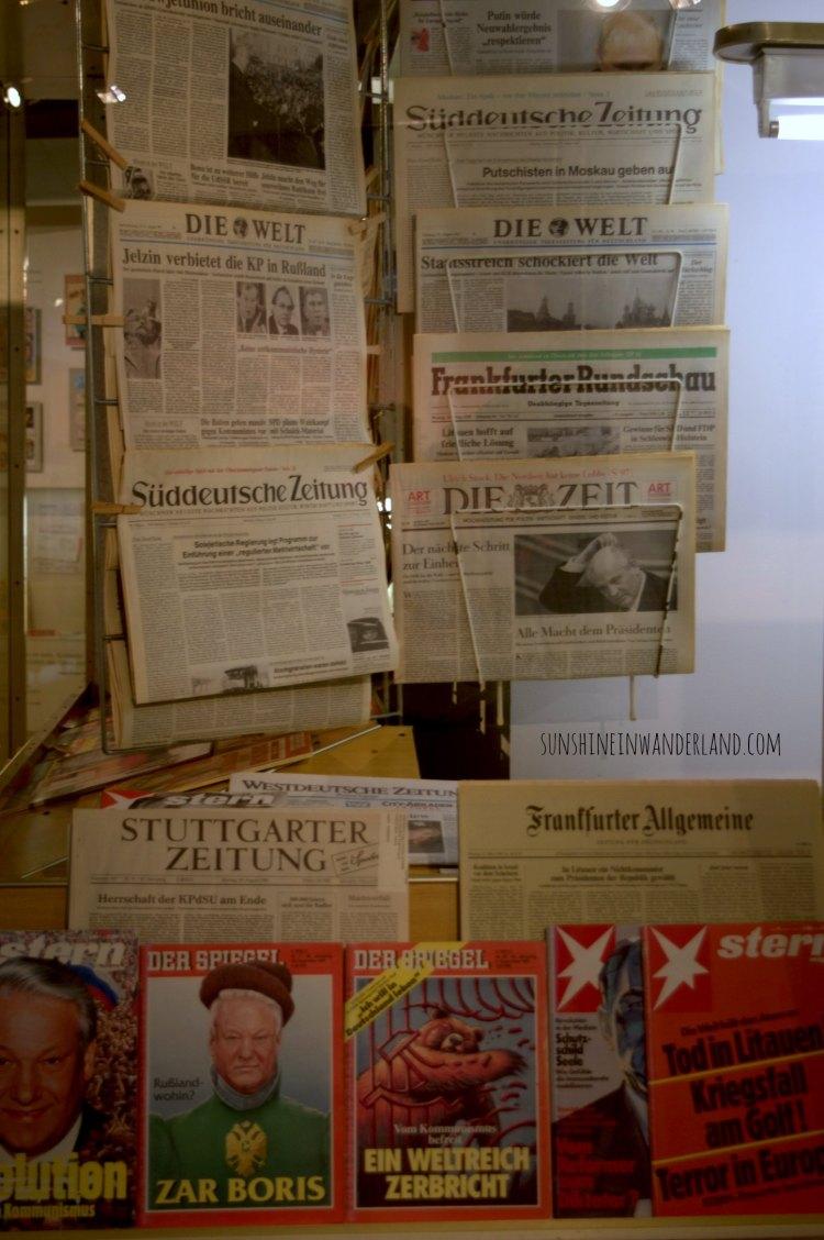 zeitgeschichtliches museum leipzig newspaper history explained