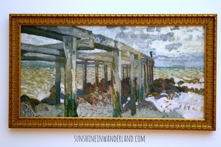 muesum der bildenden künste leipzig germany travel diary art lover favorite painting