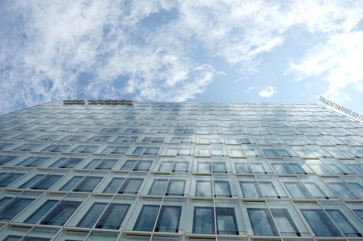 Spiegel Building Hamburg Photography