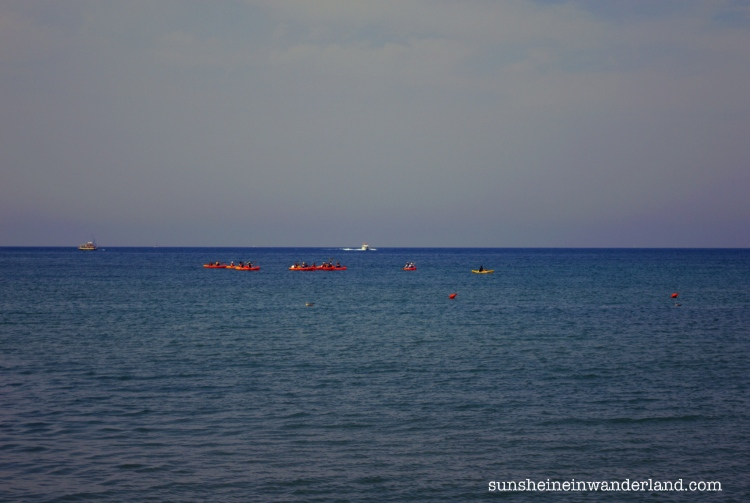 Kayaking in Porec Croatia