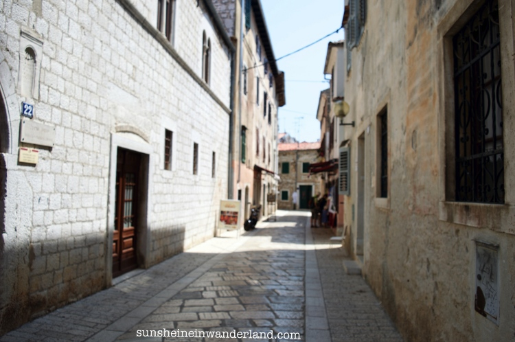 Porec Croatia Photo Diary Sunshine In Wanderland